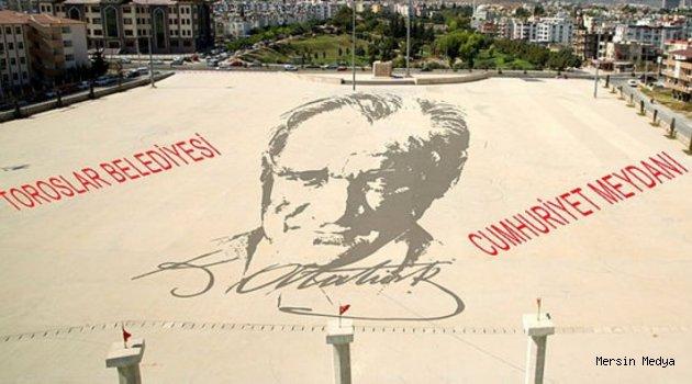 Atatürk Portresi Oluşturmak İçin 10 Bin Gönüllü Aranıyor