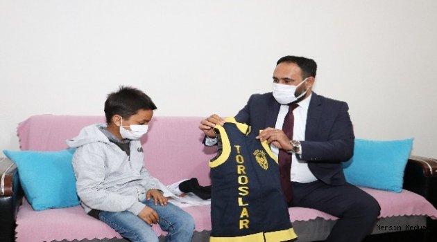 BERKAY POLİS OLMA HAYALİ