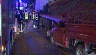 D-100 karayolunda trafik kazası: 1 ölü