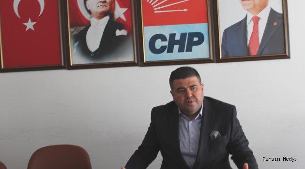 BAŞKAN TUNCER ''SESİZLİĞİNİ BOZDU ÜZERİMDEN SİYASİ HESAP YAPTIRMAM''