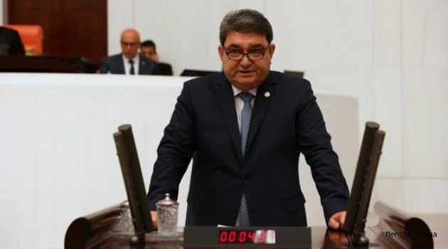 "CHP''Lİ GÖKÇEL ' LİMON ÜRETİCİSİ ŞOKATA """