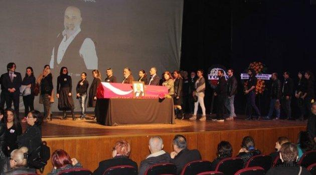 OYUNCU''UĞRAŞBUL SON YOLCULUĞUNA UĞURLANDI
