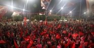 Mersin'de Demokrasi Nöbetlerine Coşkulu Final