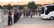 Mersin'de 20 Adliye Personeli Adliyeye Sevk Edildi