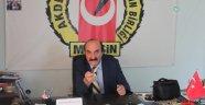 BAŞKAN COŞKUNFIRAT'' DEPREM KADERİMİZ OLMAMALI''