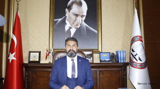 YEŞİLBOĞAZ ''BARO SEÇİMLERİNİN ERTELENMESİ HUKUKİ BİR DAYANAĞI YOKTUR ''